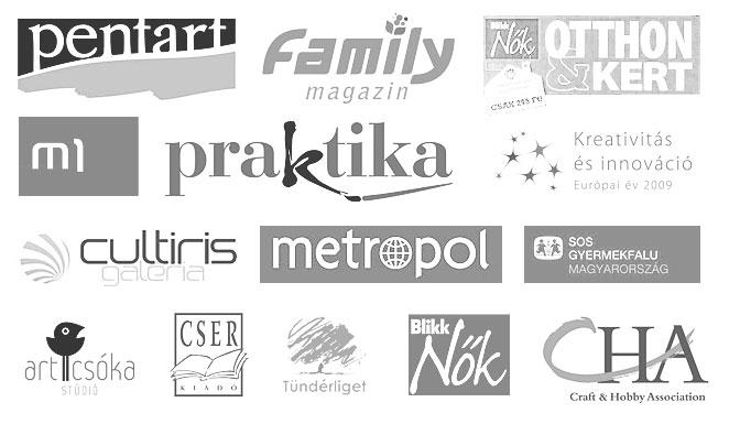 Médiaszereplések és partnerek